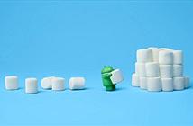 Các smartphone đượcnâng cấpAndroid 6.0 Marshmallow