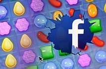 Facebook hứa ngăn chặn lời mời chơi game Candy Crush Saga