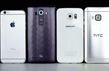 Số lượng smartphone xuất xưởng trong quý III đạt kỷ lục