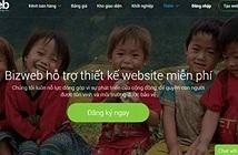 Miễn phí thiết kế website cho các tổ chức thiện nguyện, phi chính phủ...