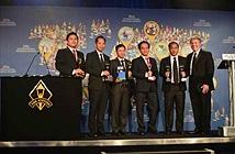 Viettel thắng đậm tại giải thưởng Kinh doanh quốc tế 2016
