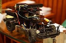 Đề bài cuộc thi lập trình xe tự hành tại VN mùa 2 cực khó gặm