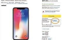 Khách hàng phẫn nộ vì bị chém thêm 100 USD khi mua iPhone X