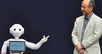 """CEO SoftBank: 30 năm nữa sẽ có """"siêu AI"""" với IQ 10.000"""
