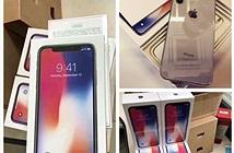 iPhone X sẵn sàng lên kệ, hình ảnh hộp chính thức tràn lan trên mạng