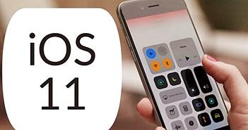 Mẹo tăng thời lượng pin cho iPhone dùng iOS 11