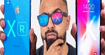 """iPhone X và iPhone XR: Nội bộ đấu đá, XR sắp sửa """"chết yểu""""?"""