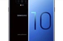 Ý tưởng thiết kế Galaxy S10 đẹp mê hồn qua các lời đồn