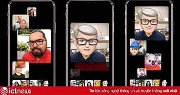iOS 12.1 chính thức ra mắt tối nay với Group FaceTime 32 người, cập nhật SIM kép cho iPhone XS, XS Max và XR