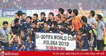 Lịch tường thuật trực tiếp 2 trận bán kết U19 châu Á 2018