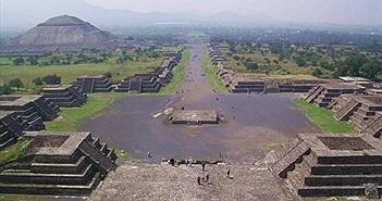"""""""Đường sang thế giới bên kia"""" dưới kim tự tháp Mexico"""