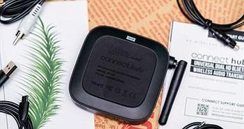 1 tuần với bộ thu phát nhạc Bluetooth cao cấp Mee Audio Connect Hub