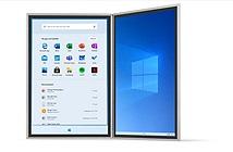 Microsoft tiết lộ những hình ảnh đầu tiên của Windows 10X