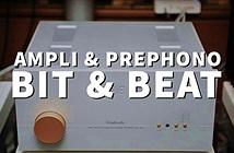 Bit & Beat - Hãng hi-end Hàn Quốc trình làng ampli module và pre phono mới