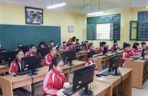 FPT tặng phòng máy tính cho học sinh trường THCS Mạc Đĩnh Chi