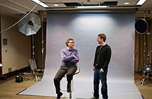 Vợ chồng Mark Zuckerberg tham gia vào liên minh với Bill Gates