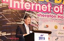 Internet of Things sẽ đem lại cơ hội chưa từng có cho Việt Nam