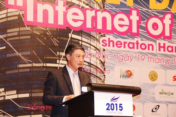 """Internet of Things sẽ đem lại """"cơ hội chưa từng có"""" cho Việt Nam"""
