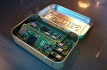 Máy tính siêu nhỏ Raspberry Pi Zero giá 120.000 VNĐ