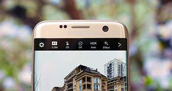 Samsung Galaxy S8 có camera trước tự động lấy nét
