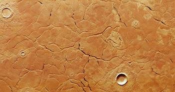Dải băng trên sao Hỏa có thể cung cấp nước cho cư dân tương lai