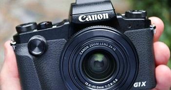 Canon sắp bán máy ảnh compact giá lên đến 27 triệu đồng tại Việt nam