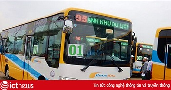 Đà Nẵng: Tra cứu xe buýt qua tin nhắn SMS hoặc Zalo