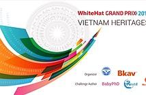 Di sản Việt Nam trở thành chủ đề khám phá ở WhiteHat Grand Prix 2017