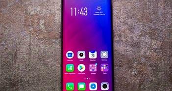 Oppo sẽ công bố smartphone có thể gập lại tại Mobile World Congress?