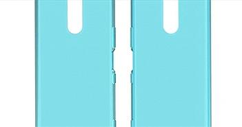 Rò rỉ vỏ Xperia XZ4 tiết lộ những điểm nhấn trên thiết kế