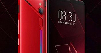 """""""Sốc"""" với smartphone có RAM 10GB – Nubia Red Magic Mars"""