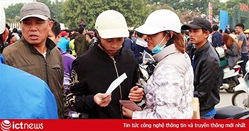 Cộng đồng mạng kêu gọi tẩy chay vé chợ đen trận Việt Nam vs Philippines