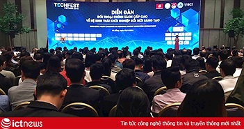 Diễn đàn đối thoại chính sách cấp cao về hệ sinh thái khởi nghiệp đổi mới sáng tạo: Kết nối hệ sinh thái đổi mới sáng tạo ASEAN
