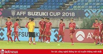 Xem trận Việt Nam vs Philippines trực tiếp 18h30 ngày 2/12 ở đâu?