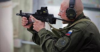 """Cận cảnh súng tiểu liên PP-2000 """"độc và lạ"""" của quân đội Nga"""
