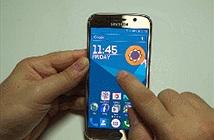 Tuyệt chiêu khóa smartphone nhanh chóng chỉ bằng một cú nhấp tay trên màn hình