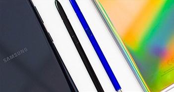 Bút S Pen sẽ không còn độc quyền trên dòng Galaxy Note?