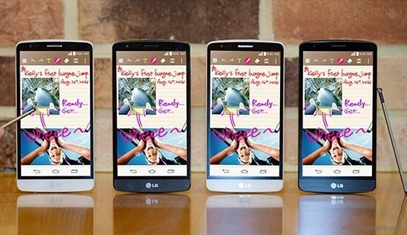 LG G4 sẽ có màn hình 5,3 inch và bút cảm ứng