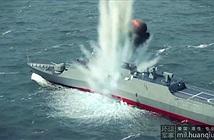 Ngư lôi Pháp xé toang tàu chiến lạ, Trung Quốc bất chợt giật mình