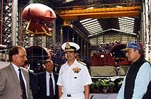 Trung Quốc đánh giá sức mạnh hạm đội tàu ngầm Ấn Độ