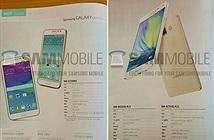 Samsung Galaxy A7 và Galaxy Grand Max bất ngờ xuất hiện