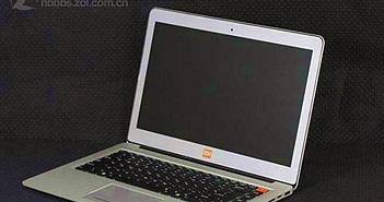 Laptop đầu tiên của Xiaomi có ngoại hình giống hệt Macbook Air