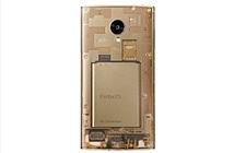 Video chi tiết về chiếc điện thoại trong suốt của LG