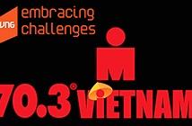 IRONMAN 70.3 được tổ chức tại Việt Nam