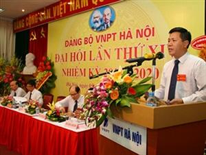 Giám đốc VNPT Hà Nội được bổ nhiệm làm Tổng giám đốc VNPT - VinaPhone