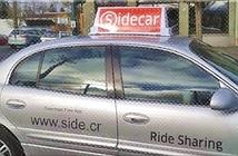 Đối thủ cạnh tranh Uber là Sidecar dừng dịch vụ chia sẻ xe hơi