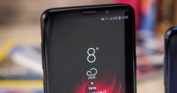 Smartphone tầm trung của Samsung sẽ có màn hình LCD cong cạnh