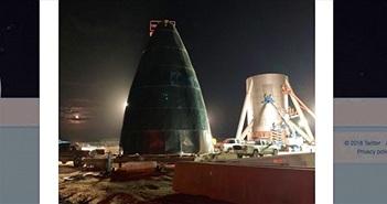 Tàu vũ trụ của Elon Musk có thể đưa 100 người lên Sao Hỏa cùng lúc