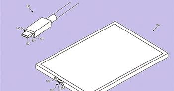 Microsoft đăng kí bản quyền cổng USB Type-C với nam châm tự gắn