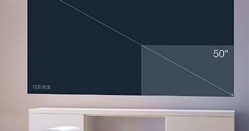 Xiaomi công bố máy chiếu Mijia Projector Youth giá 365 USD
